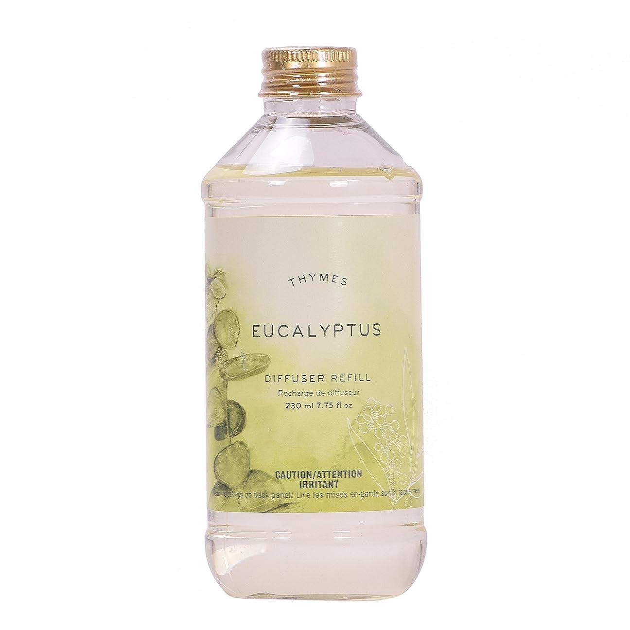 ネコオデュッセウスカウンターパートタイムズ Aromatic Diffuser Refill - Eucalyptus -並行輸入品