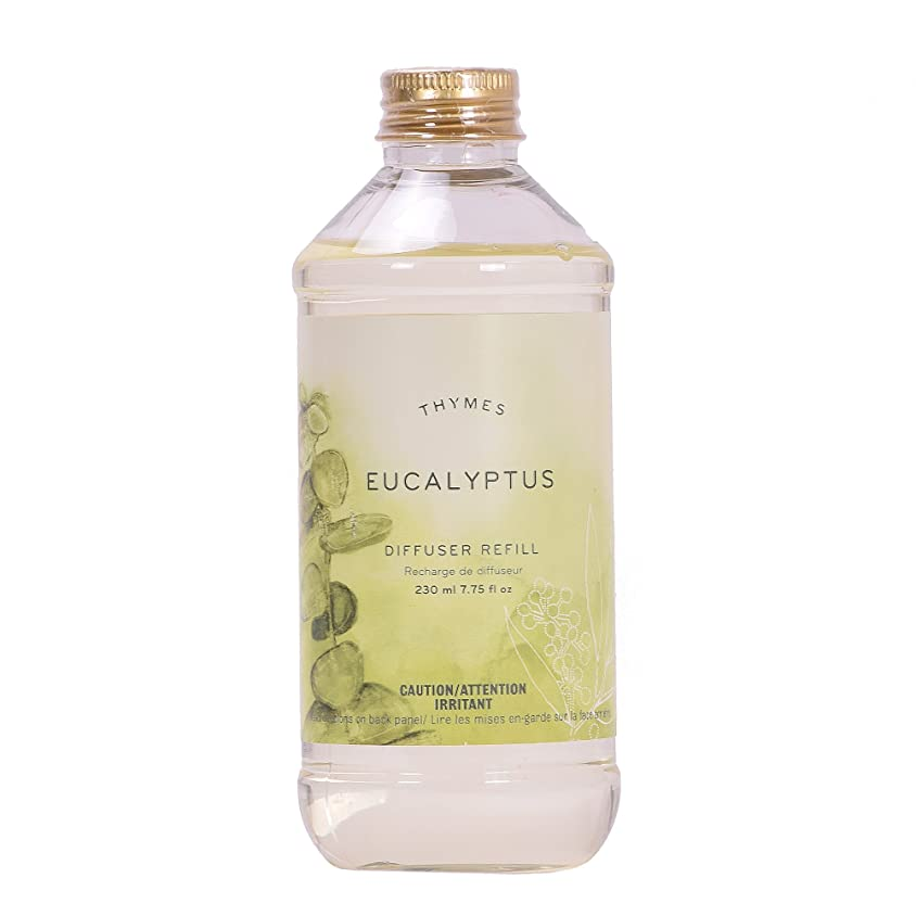 電話自然公園デッドロックタイムズ Aromatic Diffuser Refill - Eucalyptus -並行輸入品