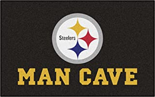 steelers area rug