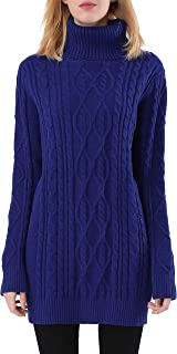 Best turtleneck tunic sweater Reviews