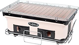 Best indoor hibachi charcoal grill Reviews
