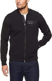 Armani Exchange Men's Pullover, Black, XS
