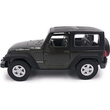 H Customs Jeep Wrangler Rubicon Modellauto Auto Lizenzprodukt 1 34 1 39 Schwarz Zu Auto