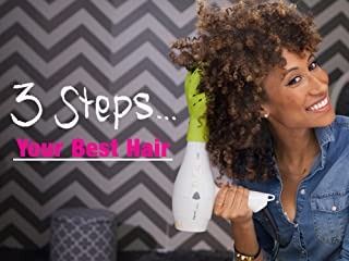 3 Steps To...Hair