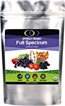 Full Spectrum Daily Superfood Powder - The Ultimate Raw, Organic, Whole Food, Vegan Multi-Vitamin & Protein Superfood Powder - 1/2lbs