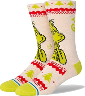 Stance, Calcetines unisex Grinch