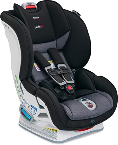 Britax Marathon ClickTight Convertible Car Seat | 1 Layer Impact Protection - Rear & Forward Facing - 5 to 65 Pounds,...