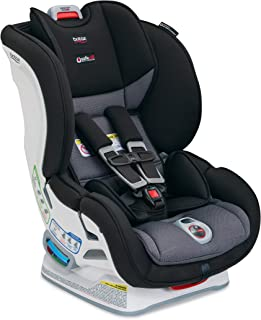 Britax Marathon ClickTight Convertible Car Seat - 1 Layer Impact Protection - Rear & Forward Facing - 5 to 65 pounds, Verve