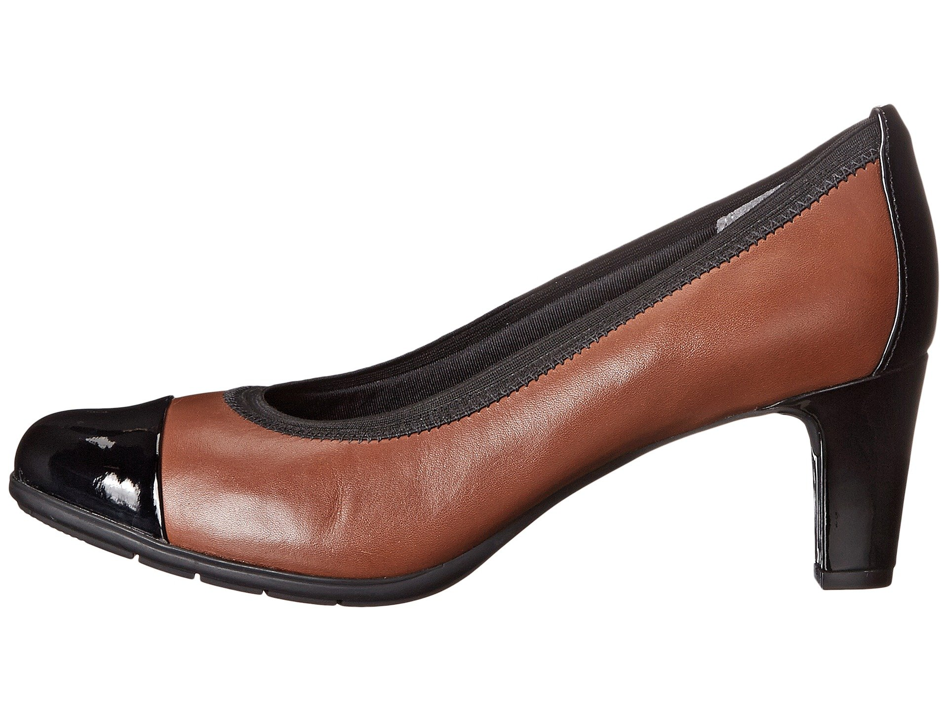 Brown Leather Shoes Turning Black
