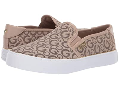 G by GUESS Gollys (Taupe) Women