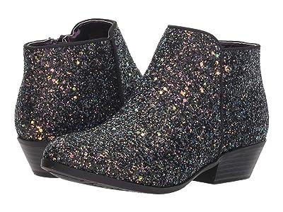 Sam Edelman Kids Petty Cosmos (Little Kid/Big Kid) (Black/Purple) Girls Shoes