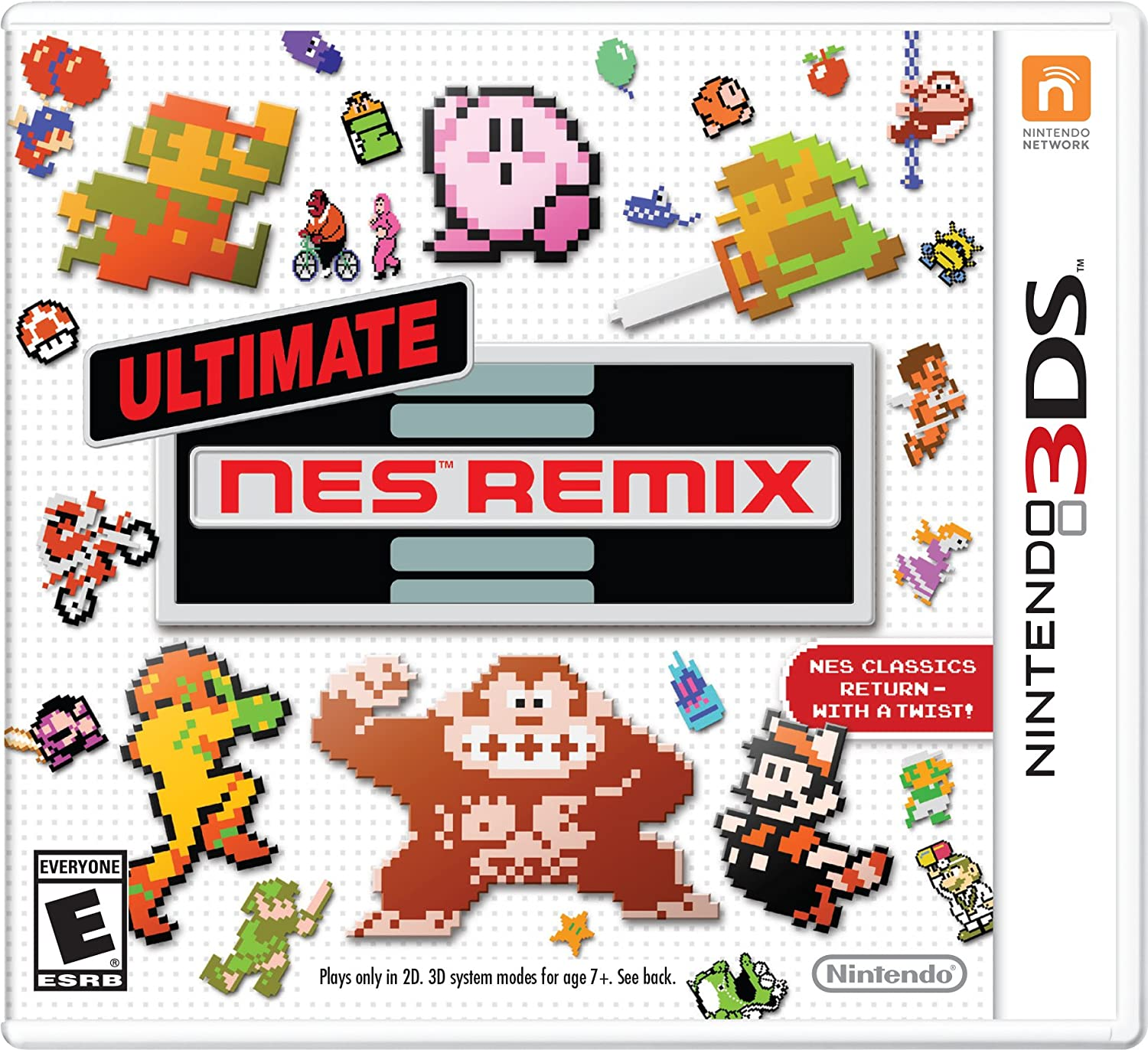 cheap Ultimate NES Remix 3DS - Cheap mail order shopping Nintendo