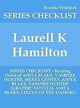 Laurell K Hamilton - SERIES CHECKLIST - Reading Order of ANITA BLAKE, VAMPIRE HUNTER, MERRY GENTRY, ANITA BLAKE, VAMPIRE HUNTER (GRAPHIC NOVELS), ANITA BLAKE: CIRCUS OF THE DAMNED