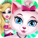 kitty spa salon cat dress up girl games cat grooming game princess dress up new girl games little girls games free girl games princess spa