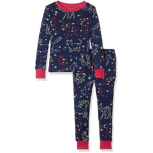ff1d0872fdd5b Hatley Girl s Long Sleeve Printed Pyjama Sets