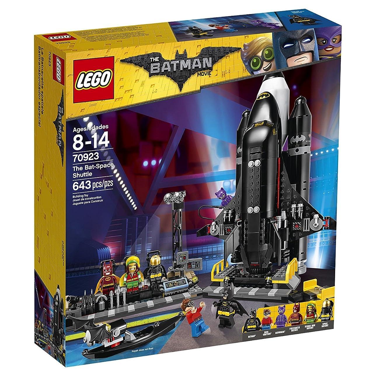 ファックス色怒っているレゴ(LEGO) Batman Movie バットスペースシャトル (The Bat Space Shuttle) 643pcs [海外直送品] [並行輸入品]