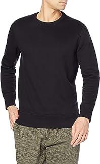 [Amazon Essentials] クルーネック フリース スウェットシャツ メンズ