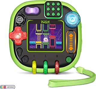 LeapFrog Rockit Twist Kids Educational Toy, Travel Games for Kids with 12 Games to Learn Maths, Literacy, Science & Creati...