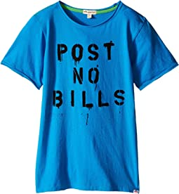 Super Soft Post No Bills Graphic Tee (Toddler/Little Kids/Big Kids)