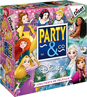 Diset - Party & Co Disney princesas (46506)