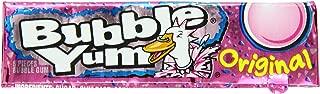 Hersheys Bubble Yum Regular, 5-Count (Pack of 18)