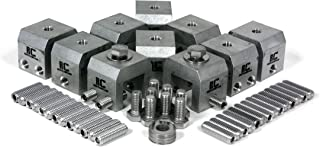 10 Piece Roof Clamp RC to Mount or Attach Satellite Dishes, Solar Panels or Anything to a Standing Seam Metal Roof