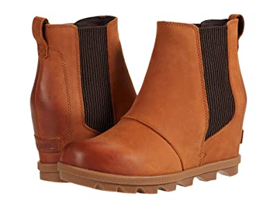 SOREL Joan of Arctictm Wedge II Chelsea (Iced Tea) Women