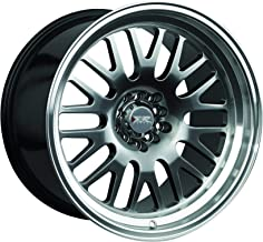 XXR 531 Chromium Black/ML Wheel with Painted (18 x 11. inches /5 x 100 mm, 20 mm Offset)