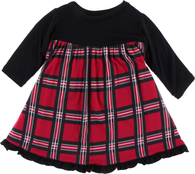 KicKee Now free shipping Pants trust Print Classic Dress Long Sleeve Swing