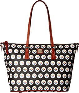 NFL Zip Top Shopper