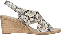 Taupe Snake Synthetic