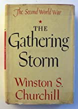 The Gathering Storm (The Second World War) Book of the Month Club