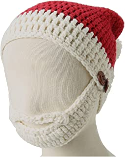 KNK3260 Santa Hat W/Beard (Toddler)