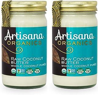 Sponsored Ad - Artisana Organics Non GMO Raw Coconut Butter (2 Pack (14 oz))