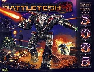 battletech technical readout 3085