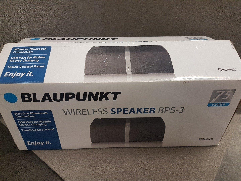 Blaupunkt BPS 3 USB, Bluetooth, Wireless