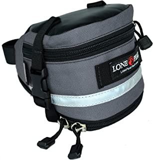 Deluxe Expandable Bicycle Seat Bag