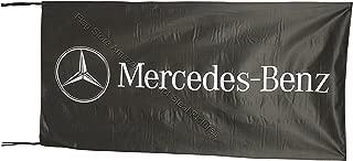 Mercedes Benz Flag Banner 2.5 X 5 ft