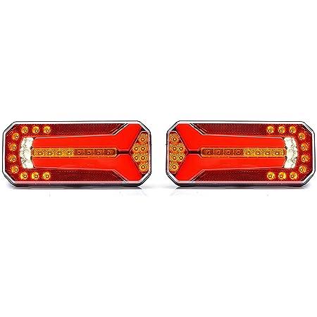 Led Rücklicht Mit Dynamischem Blinker Für Lkw Anhänger Lkw Wohnmobil 12 V 24 V E Prüfzeichen Hergestellt In Der Eu Auto