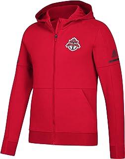 adidas MLS Men's Authentic Travel Jacket