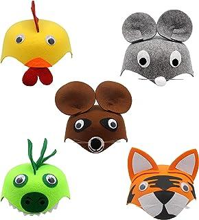 Kids Party Hats Masks Accessories Amazon Co Uk