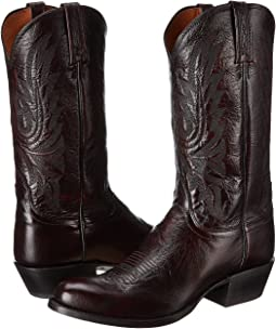 Black Cherry Lonestar Calf Cowboy