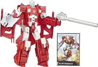 Transformers Generations Combiner Wars Voyager Class Scattershot Figure