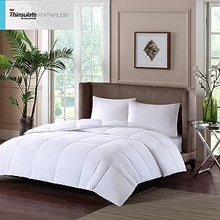 Sleep Philosophy Level 1 Warm 3M Thinsulate Down Alternative Comforter, Full/Queen