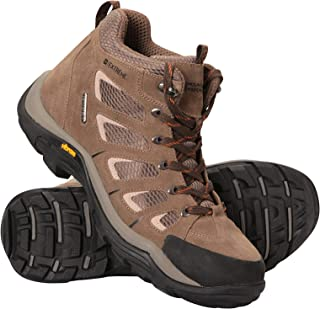 Mountain Warehouse Botas de Senderismo Vibram, Impermeables