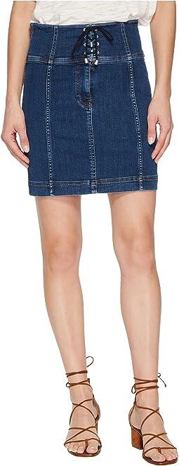Free People - Modern Femme Corset Skirt