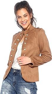 4747f516a Amazon.fr : veste daim : Vêtements