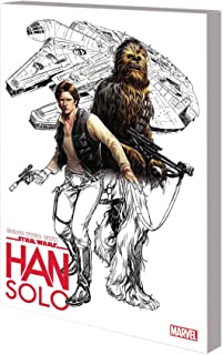 COLOR YOUR OWN STAR WARS HAN SOLO TP RELEASE DATE 5/2/2018