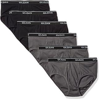 Gildan Platinum Men's 6-Pack Cotton Brief