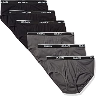 Men's 6-Pack Cotton Brief
